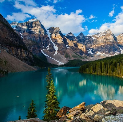 Become a Canadian - Enjoy the beautiful sights